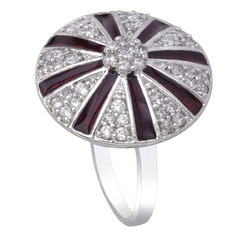 925 Sterling Silver Ladies Ring