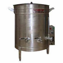 Milk Boiler and Dispenser