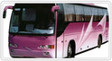 56 Seater Luxury Coach