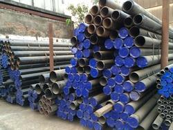 Seamless Steel Pipe For Low Temperature, Shape: Round