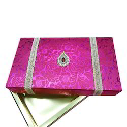 Pink Printed Sweet Box