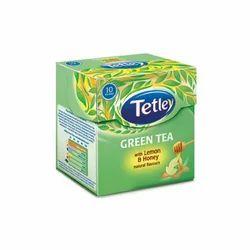 Green Tea with Lemon & Honey