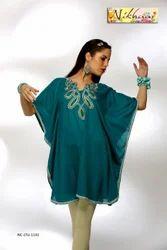 Ladies Tunic Top Fancy Kurta Kurti Kaftan Style