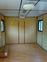 Portable Cabin Internal Decoration, Portable Cabins - National ...