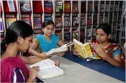 Environment At Indian Library