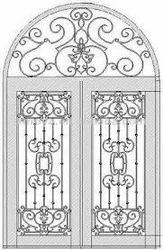 Model Window Grill Gate Grilles Fences Railings Mc