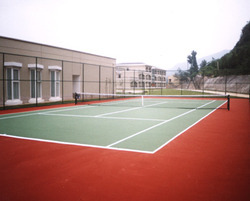 Sports Ground Coatings