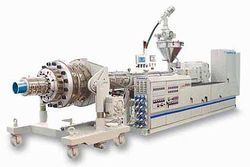Twin Screw PVC Pipe extruder
