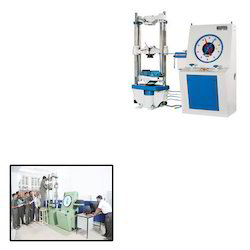 Universal Testing Machine for Mechanical Industry