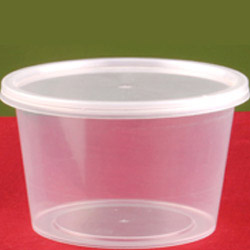 Disposable Plastic Food Container At Rs 45 Piece Udhna Surat
