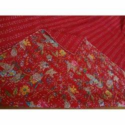 Paradise Red Quilt