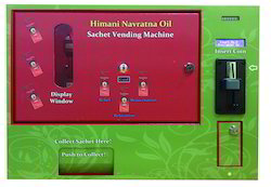 Sachet Vending Machine SVM-2CS