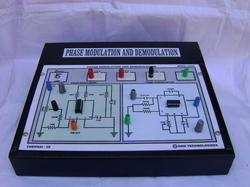 Phase Modulation Trainer