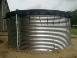 Inlet Water Tanks