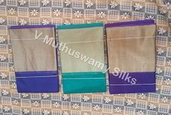 Big Border Silk Cotton Sarees