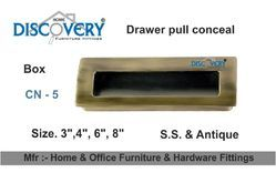 Drawer Pull Conceal Handle