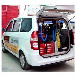 Mobile Service Concept Van Bike - MSV On Chevrolet Manufacturer from