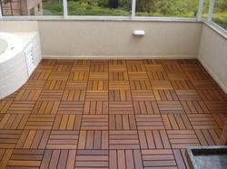 WPC Terrace Flooring at Rs 220 onwards Mira Road Thane ID