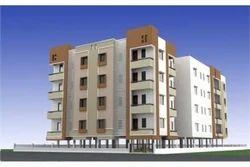 3 BHK apartment Nandanvan
