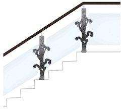 Design Metal Banister