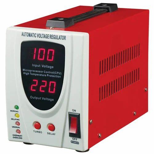 Automatic Voltage Regulator  U0026 Used Ac Motor From New Delhi