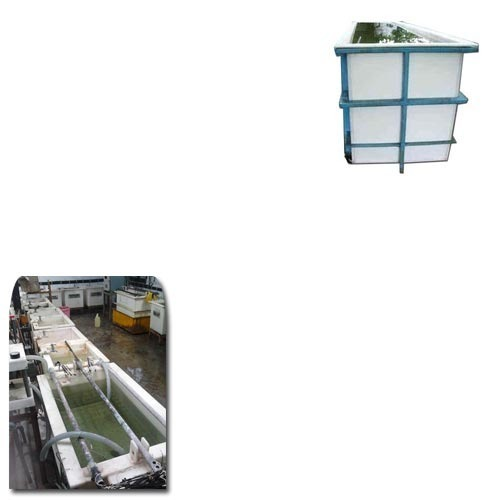 Polypropylene Tanks for Electroplating - Shreya Polymers