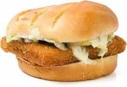 Fish Burger Combo