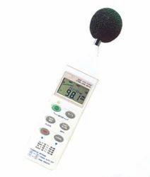 Data Logging Sound Meter