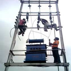 Testing of HT Overhead Line Services