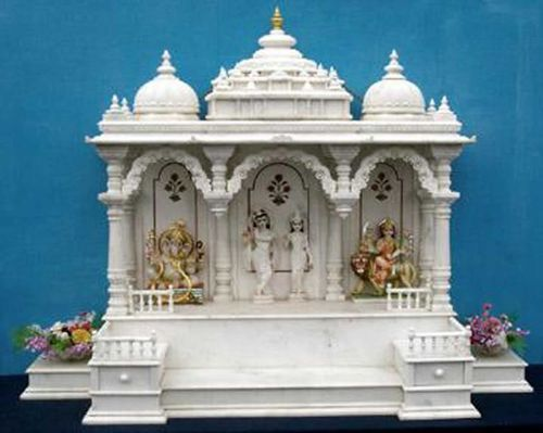Designer Temples - Home Marble Temple Manufacturer from Pindwara