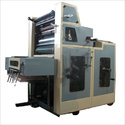 Semi-Automatic Nonwoven Bag Offset Printing Machine