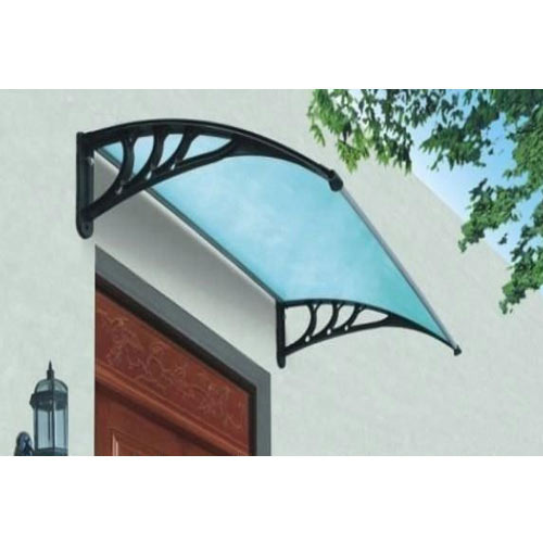 Tunnel Polycarbonate Awnings Rs 260 Square Feet Vijay