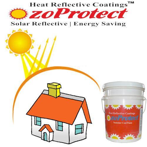 Heat Reflective Coatings - Heat Reflective Coating Paint