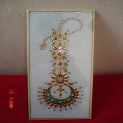 Marble Picture Handicraft