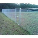 Swpl Stainless Steel Wires, Pvc Coated Gi Chain Link Fence