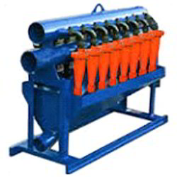 Oil feild Equipment -Hydroclone Desilter