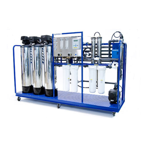 Stainless Steel Automatic Packaged Drinking Water Treatment Machine