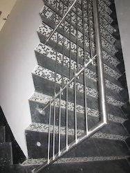 Designer Stainless Steel Residence Railing