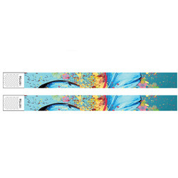 photo about Printable Wristbands referred to as Inkjet Printable Wristbands, Dress Design Jewellery