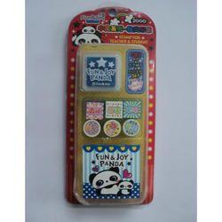 Panda Stamp Set
