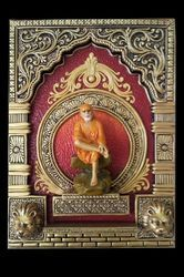 Narsinha Sai Baba Mural