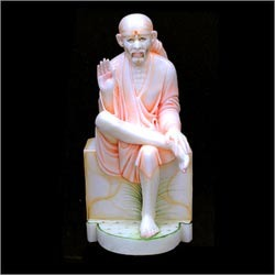 Exquisite Statue of Sai Baba