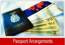 Passport Arrangements