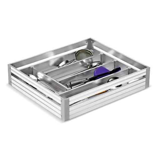 Aluminium Kitchen Baskets Cutlery Basket Manufacturer