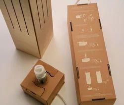 CFL Light Paper Box