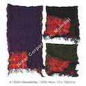 Reversible Wool Shawls