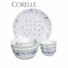 Corelle Essential Series Provincial Blue Dinner Set 14 Pcs