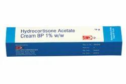 Hydrocortisone Acetate Cream 1% w/w
