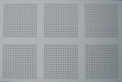 Micro Perforated Ceiling Board View Specifications