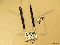 Hathi Hoda Choukor Single Thewa Necklace